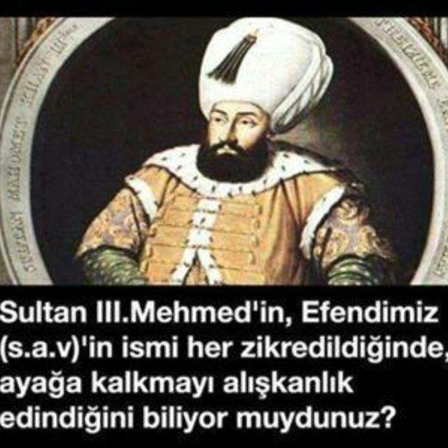 Sultan III. Mehmet
