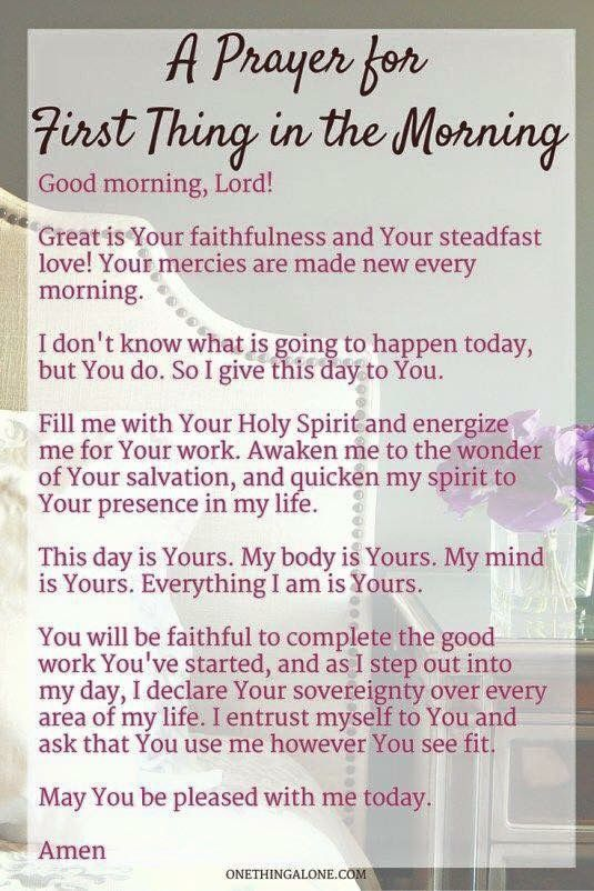 Be thankful for waking up every morning! Thank you lord :)