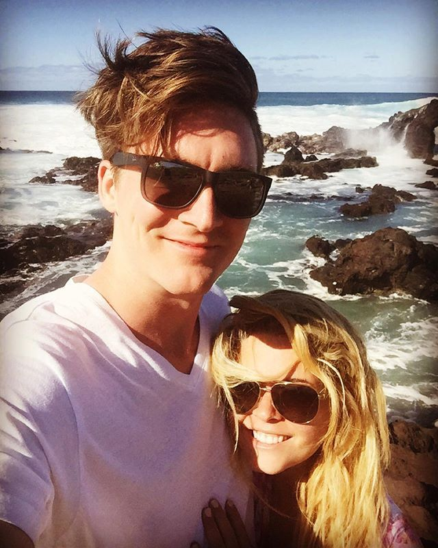Pin for Later: Sasha Pieterse and Hudson Sheaffer: Their Fairy-Tale Romance Told in Pictures
