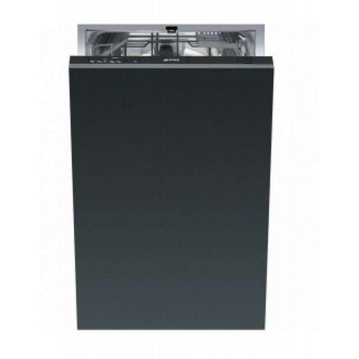Smeg 45cm Slimline Fully-Integrated Dishwasher DWAFI4510
