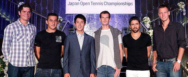 Japan Open Tennis Championships 2012