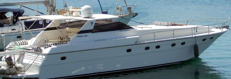 Unique #experience cruise with Motor #Yacht 8 people or 5 people in the blue waters of #Sithonia in #Halkidiki.