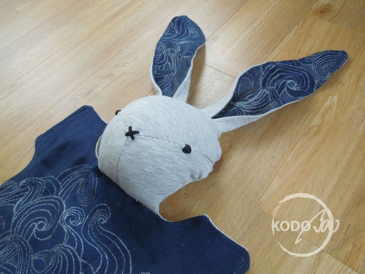 Wrap Scrap Bunny from Natibaby by KodoBa