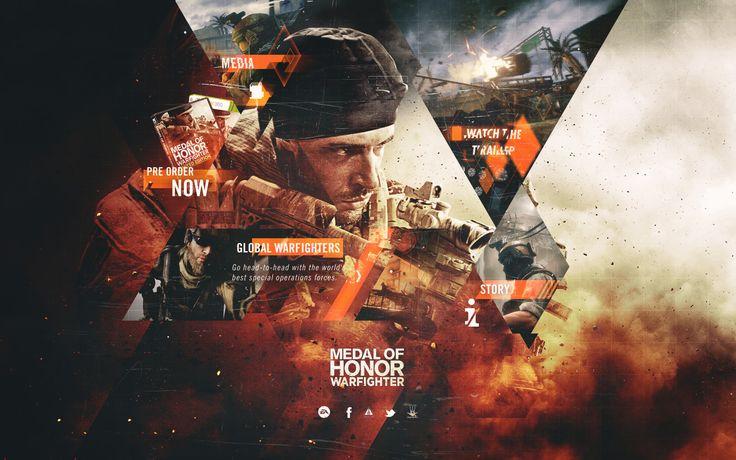 Medal of Honor Warfighter Re-Design by ~Tropfich on deviantART