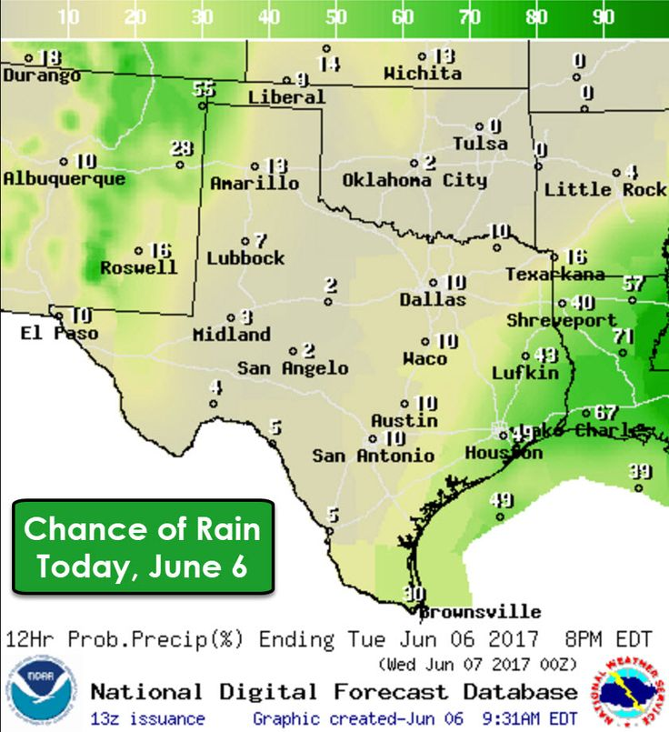 One final day of scattered rain chances in East and Southeast Texas before dwindling down by this evening. Focus then shifts to the western Panhandle, far West Texas, into the Trans-Pecos and Borderland by the late afternoon and evening hours. Some storms may be strong, and those chances will continue daily through at least Thursday. Get the full forecast at https://texasstormchasers.com/?p=55142.