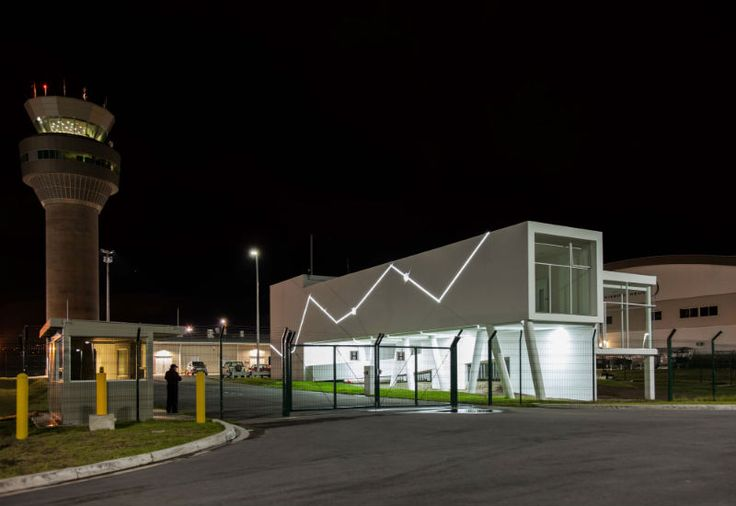 Центр управления полётами в Эквадоре