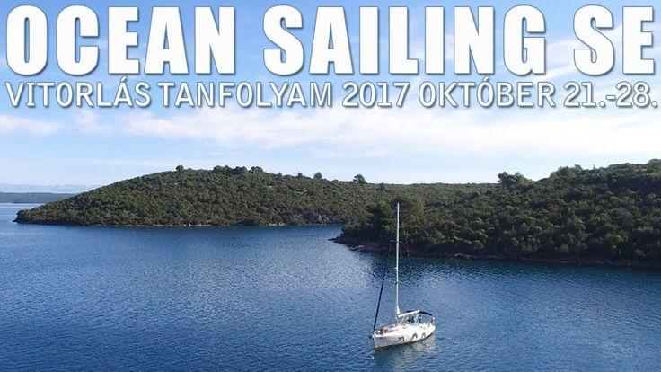 Vitorlás tanfolyam Ocean Sailing SE