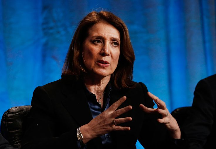 Ruth Porat Is Google's First Female CFO: 10 Other Powerful Women in Tech – Vogue