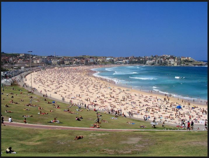 Re-Pin And CLICK The Image For More Pictures and Information on Bondi Beach, Australia  http://www.canuckabroad.com/places/place/bondi-beach