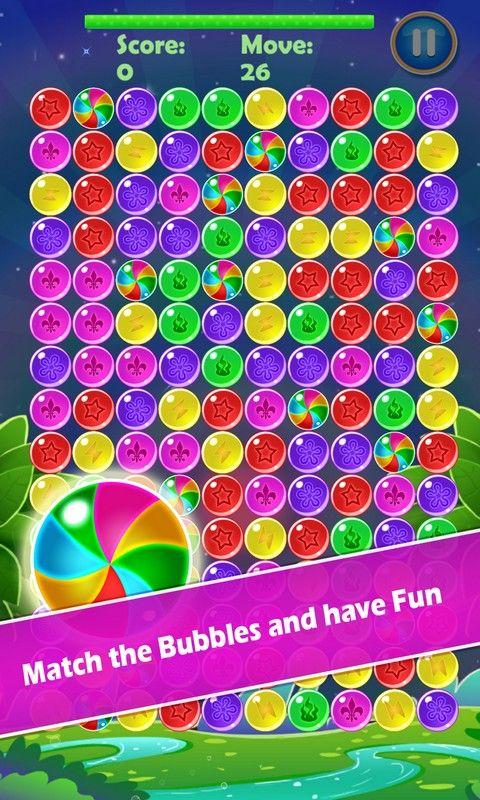 Pop The Same Colored #Bubbles In This Bubble Popping Game!! #bubblepooper, #blastbubble, #bubblebuster, #popper