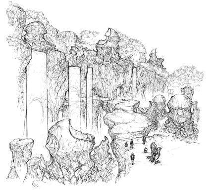 [게임원화] 파이널판타지14 온라인 Final Fantasy XIV 컨셉아트로 먼저 만나보자! : 네이버