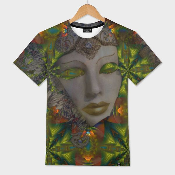 Discover «Masks 1», Exclusive Edition Men's All Over T-Shirt by Diana  Coatu - From $44 - Curioos