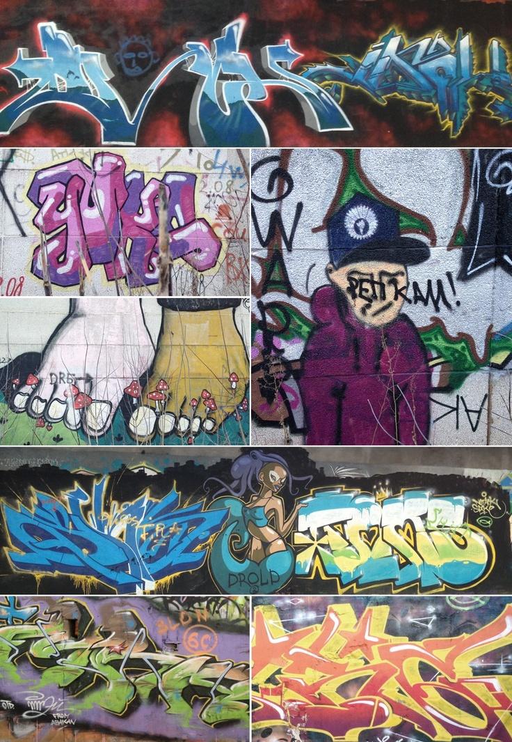 Стена славы: Moscow Graffitti — FURFUR — FURFUR — поток «Культура»