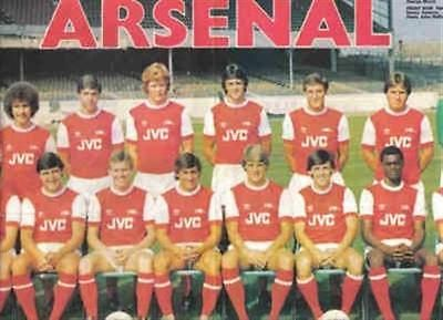 "Arsenal #""1981-82"" #shoot / match football team #picture,  View more on the LINK: 	http://www.zeppy.io/product/gb/2/311788077428/"