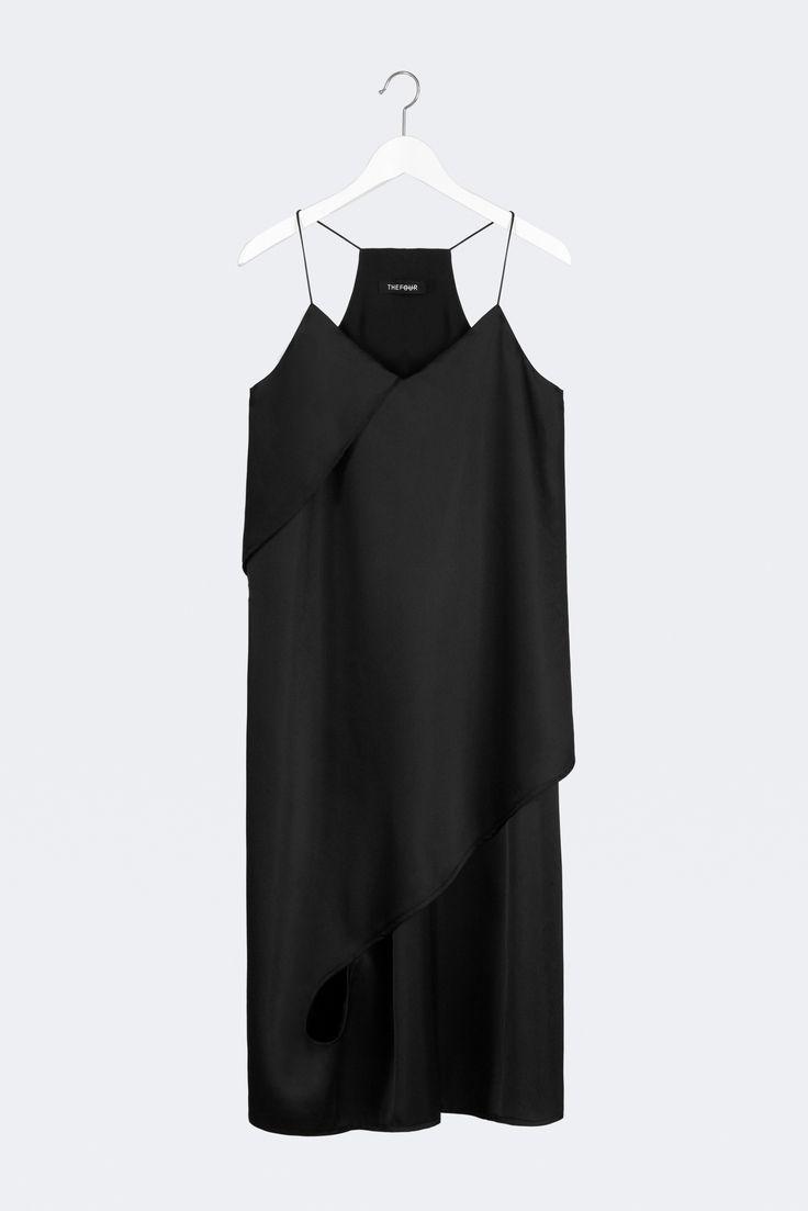 Vegas dress #thefour #ss15 #littleblackdress