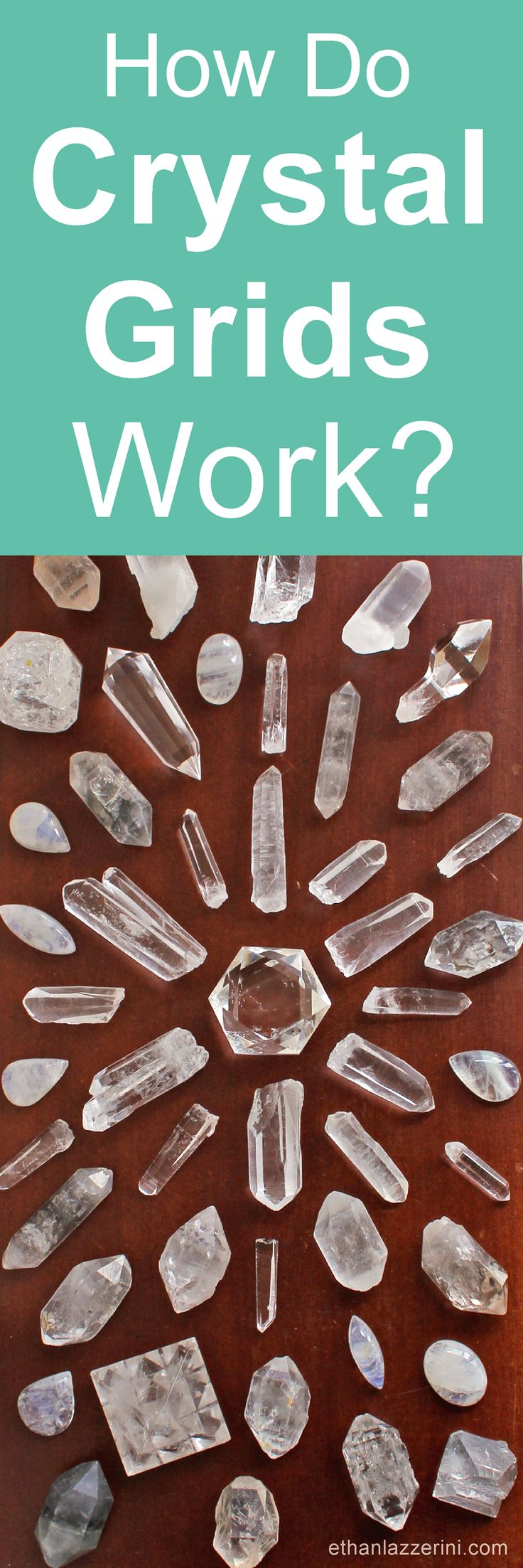 How and why do Crystal Grids work? Manifesting, Crystal Healing, Sacred Geometry, Law of Attraction secrets.