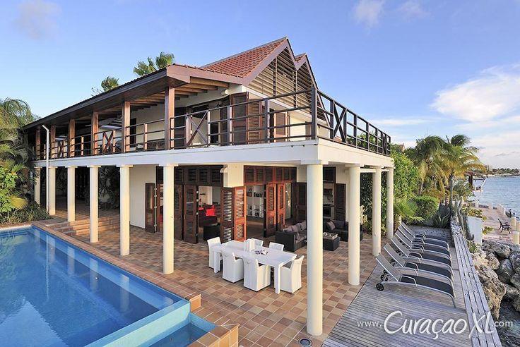 Vakantiehuis Dive Inn #Bonaire www.bonairexl.com