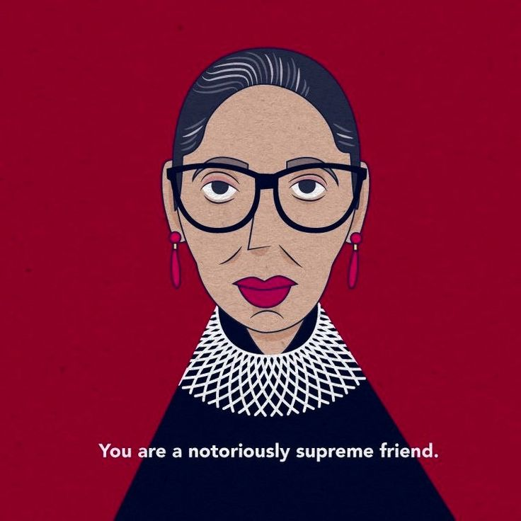 """We are different, We are one."" -- Justice Ruth Bader Ginsburg. Given the toll that political polarization has taken on American society, Supreme Court Justice Ruth Bader Ginsburg's recent tribute to her ""best buddy,"" Justice Antonin Scalia, is a lesson in civility sadly missing from the current political climate."