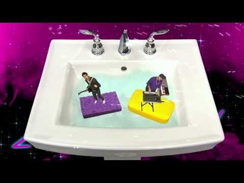 "CHROMEO - ""Nice N Clean"" - Yo Gabba Gabba... i always sing this in my head when i wash my hands......."