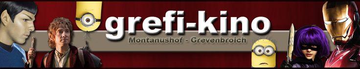 Grefi Kino Grevenbroich - Kinoprogramm und Veranstaltungen in Grevenbroich