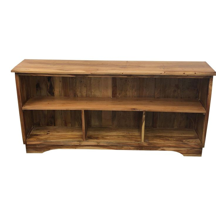 Design Plus Gallery presents a new reclaimed salvaged wood console / shelf. This is a very popular shelving since the foot print is minimal and narrow. Perfect for tight spaces. The tables are constructed of reclaimed tropical hardwoods.. Great addition for any space.