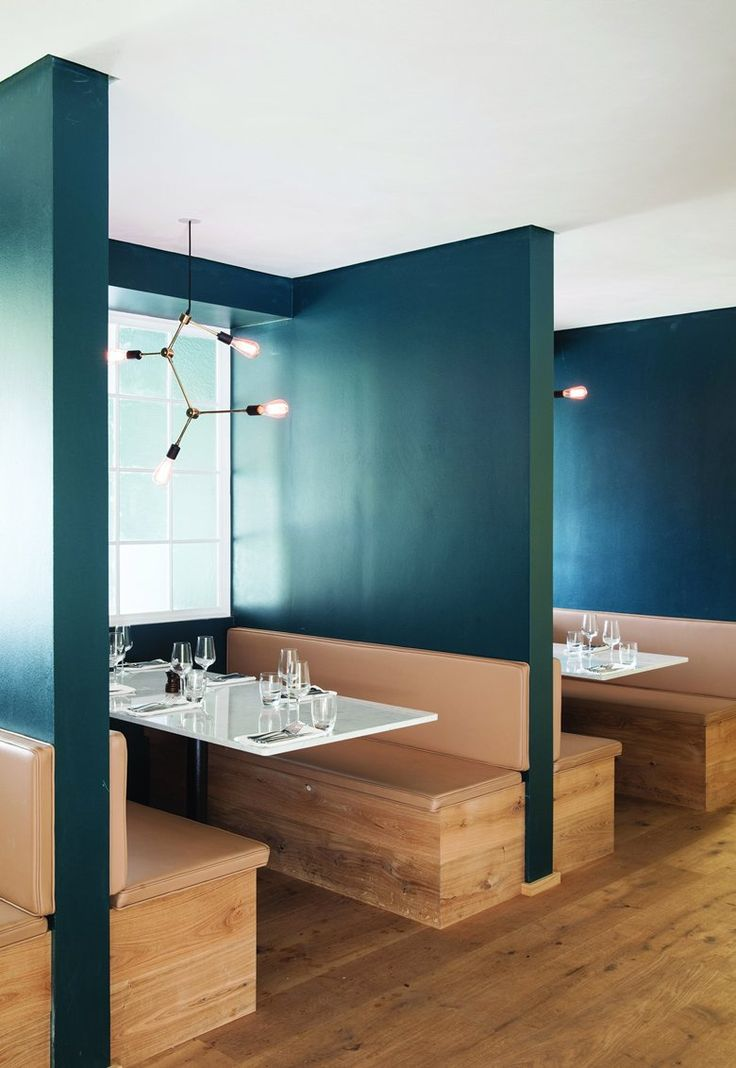 - cheap banquettes - Italy, Copenhagen, 2015 - NORM ARCHITECTS