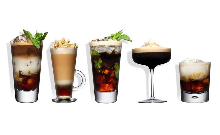 Recipe – Tia Maria Coffee Cocktails