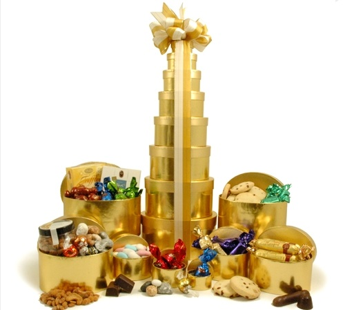 Chocolate Log Blog: Chocolate Hamper Tower Giveaway #10