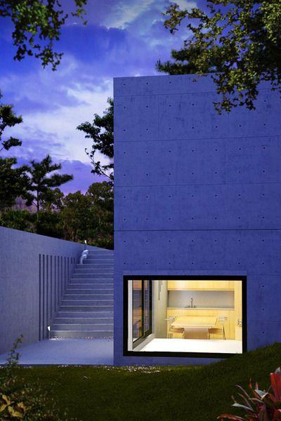Tadao Ando / Koshino House