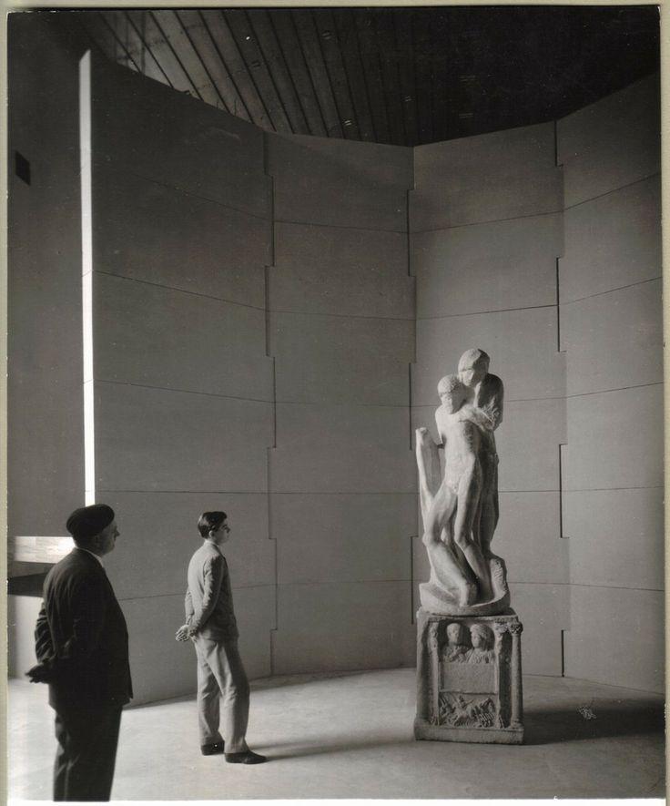 Pietà Rondanini, Michelangelo, bbpr Milan #bbpr #michelangelo #museum #milan #pietarondanini
