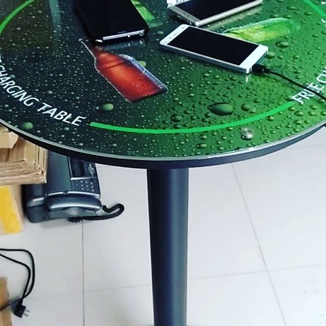 Mobile device Charging Table in testing~Quickest charging option, for all kinds of smart phones, tablets, and external power banks.🇨🇳🇫🇷🇬🇧🇮🇹🇩🇪🇺🇸🇯🇵🇰🇷🇪🇸🇬🇧🇷🇺🗽#chargingstation #chargingkiosk #chargingsolution #chargedup #staycharged #recharged #charge #phone #iphone #android #battery #batterylife #deadbattery #industry #event #museums #library #airport #transportation #education #icon #vector #illustration #connection #connected #sponsorship #adspace#restaurant#casino