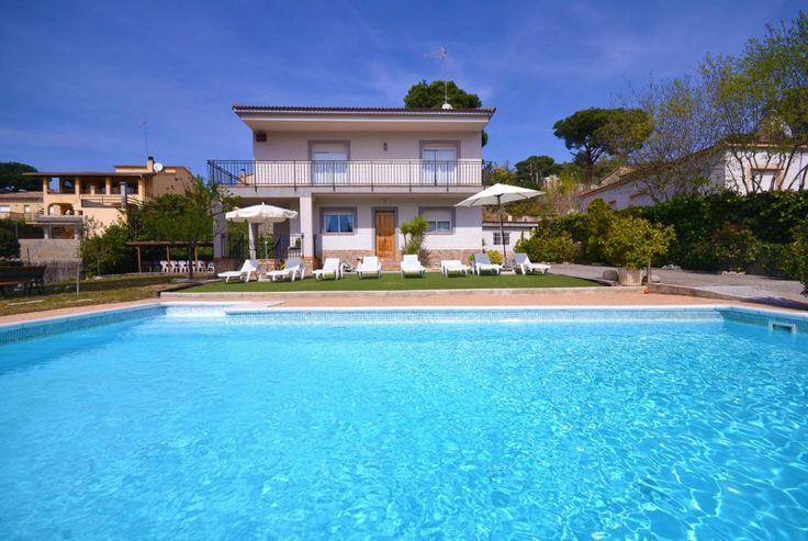 Villa Sarah, Lloret de Mar, Costa Brava