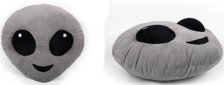 'Mojicon ALIEN Plush Comfy Throw Pillows 14 Inches