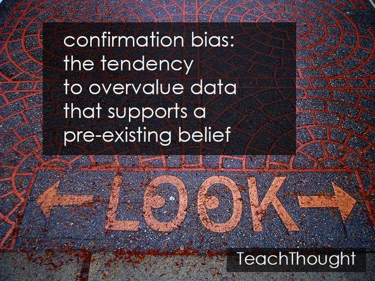 Confirmation Bias Really Kills Thinking
