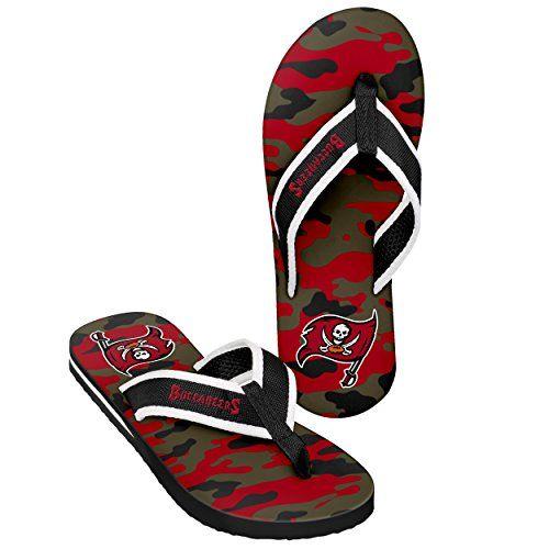 Tampa Bay Buccaneers Flip Flops