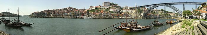 Porto - Portugal's second largest city featuring history and home to port wine