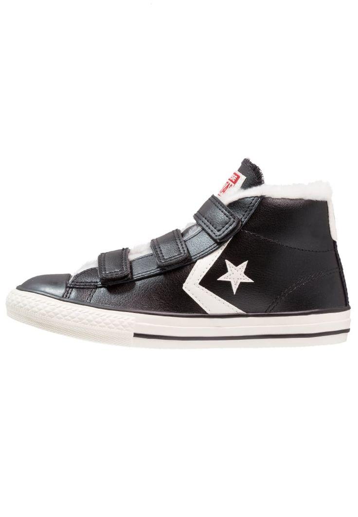 ¡Consigue este tipo de zapatillas altas de Converse ahora! Haz clic para ver los detalles. Envíos gratis a toda España. Converse STAR PLAYER EV 3V MID SHARKSKIN/EGRET/TERRA RED JUNIOR Zapatillas altas black/egret/terra red: Converse STAR PLAYER EV 3V MID SHARKSKIN/EGRET/TERRA RED JUNIOR Zapatillas altas black/egret/terra red Zapatos   | Material exterior: piel, Material interior: tela, Suela: fibra sintética, Plantilla: tela | Zapatos ¡Haz tu pedido   y disfruta de gastos de enví-o grat...