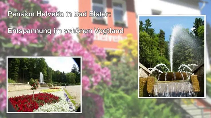 #Pension Helvetia in #Bad_Elster - Urlaub im #Vogtland