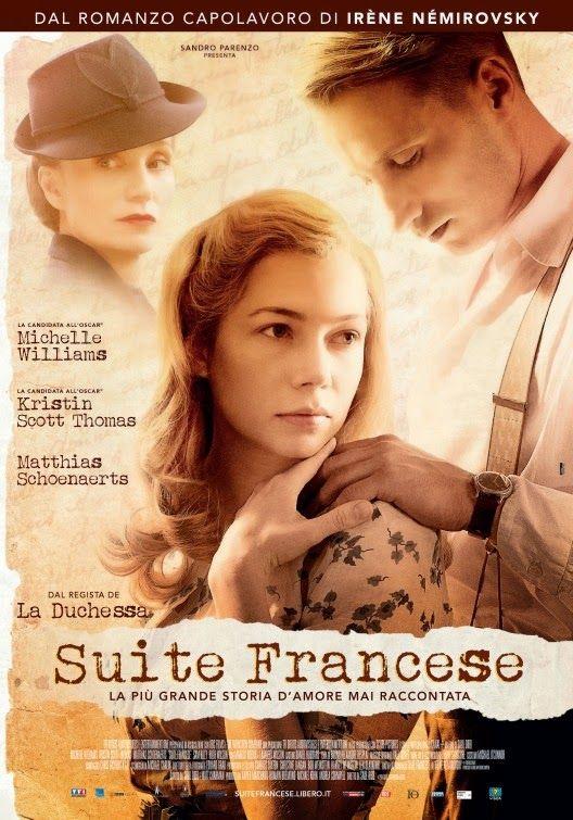 cover maniak!: Suite francese (2015)