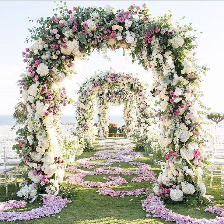 7 Tips For Planning A Small Courthouse Wedding: 25+ Best Ideas About Floral Arch On Pinterest