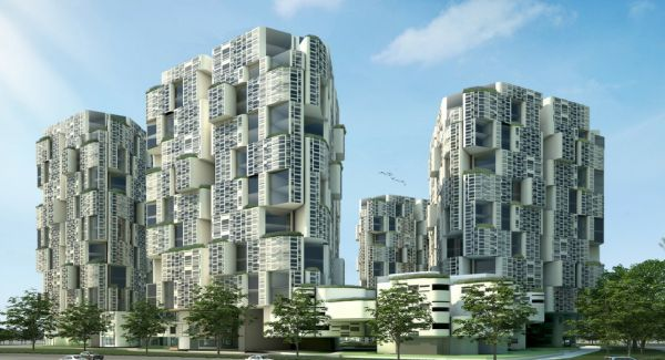 Ara Greens is an advance multigenerational community proposed for green living in Petaling Jaya, Malasiya by WOW architects, known for their expertise in architectural, interior, and landscape planning.  Ara green offers 117,115 residential and 20,295 commercial units spread in an area of 130,040 square meters.