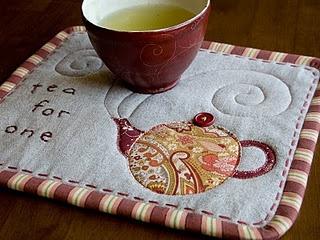 Mug Rugs.  Xmas gift ideas to make.