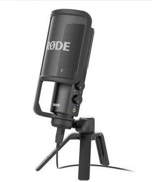 Micro RODE http://www.stars-music.fr/rode-nt-usb-microphone-usb.html Prix 155 euros