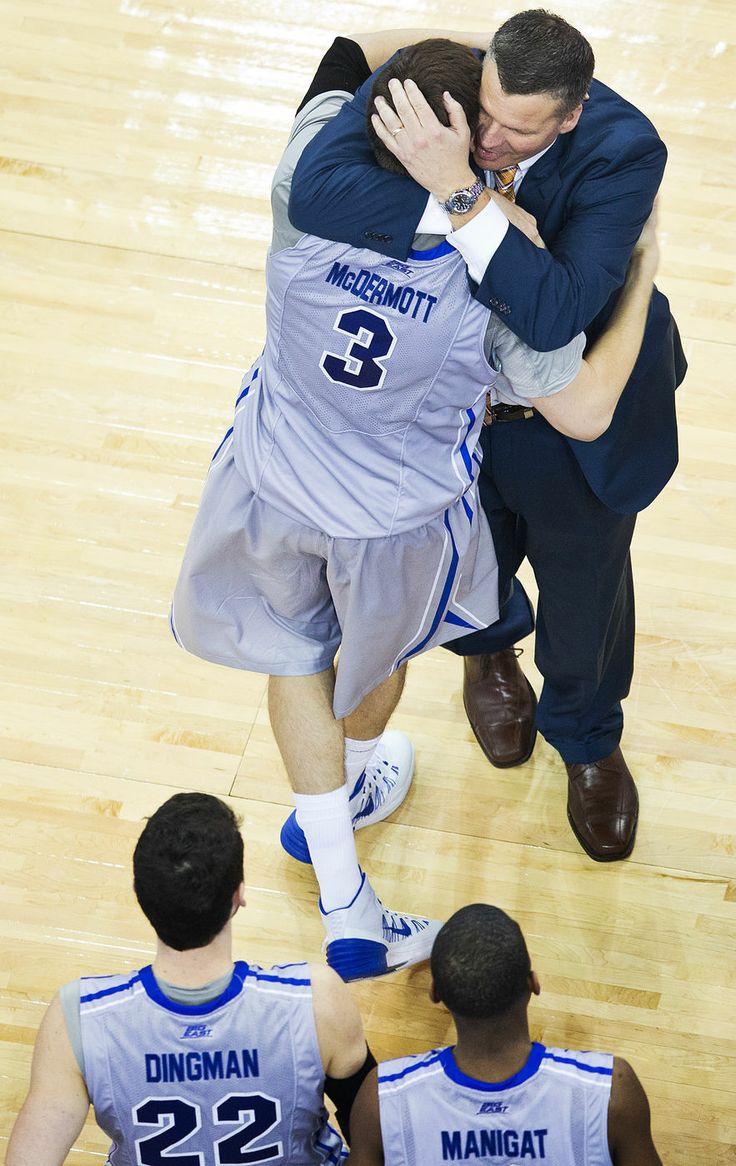 Can't even handle it.  Doug and Greg McDermott. Omaha World-Herald iGallery