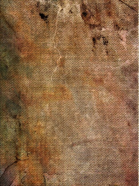 Dirty canvas textures for your Photoshopping pleasure