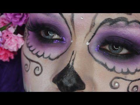 Tutorial De Maquillaje: Calavera Catrina - JuanCarlos960 - YouTube