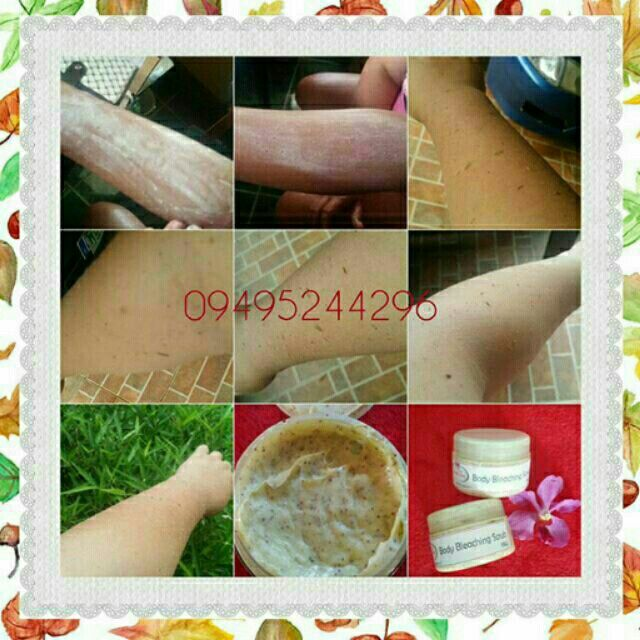 I'm selling body bleaching Scrub for ₱210.00. Get it on Shopee now!http://shopee.ph/julianastouchskincare/2611641 #ShopeePH