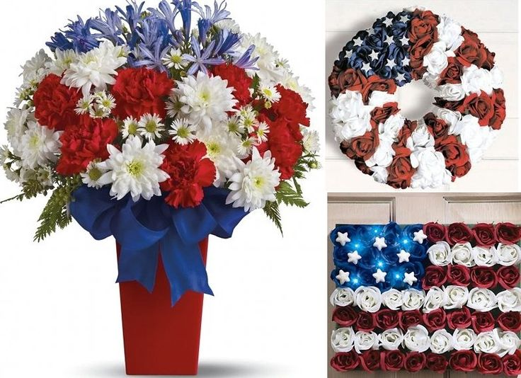 50 Best Images About Memorial Day Decorations On Pinterest