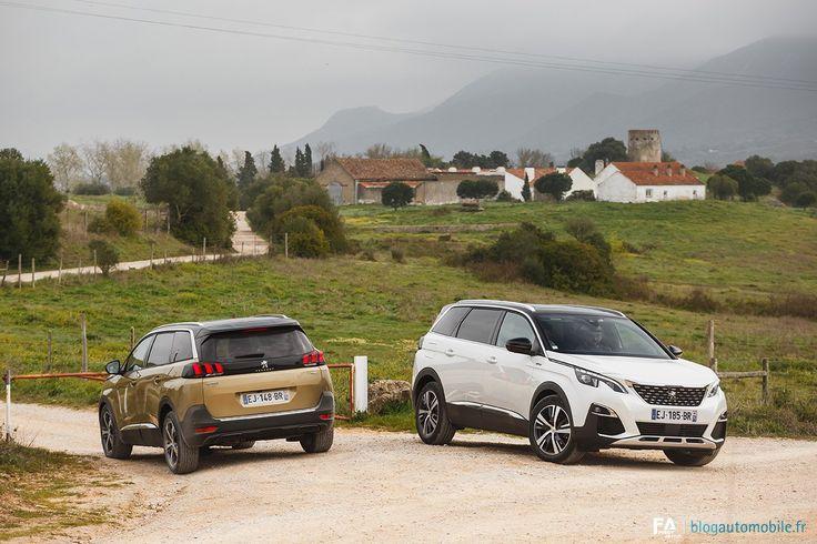 Essai Peugeot 5008 (2017) : il tient ses promesses - Blog Automobile