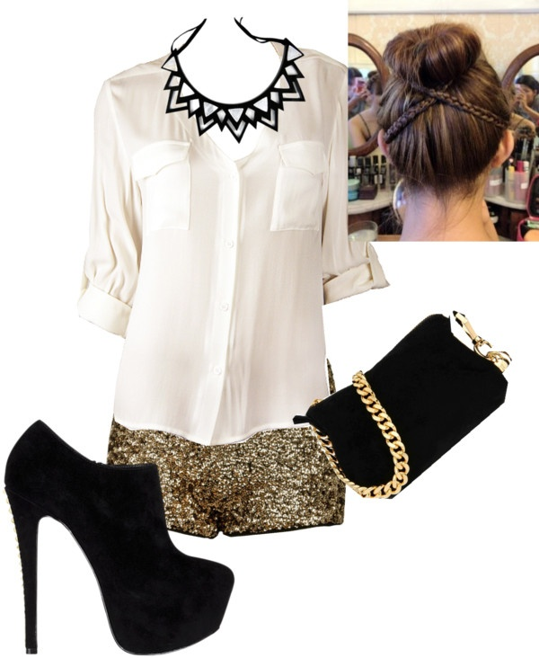"""Saturday night outfit"" by eleanor-paynter ❤ liked on Polyvore"